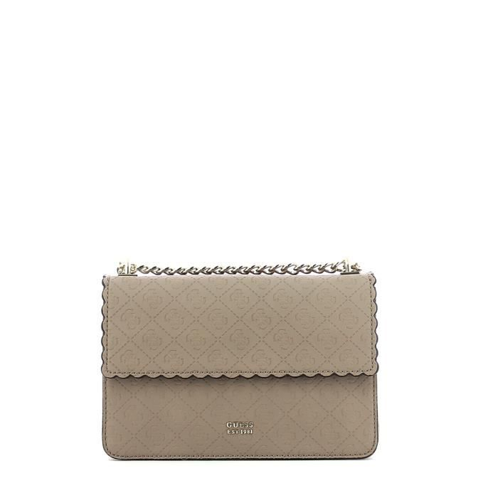 Guess - Rayna Convertible Bandoulière - HWSG6962210-TAUPE-UN - TAUPE