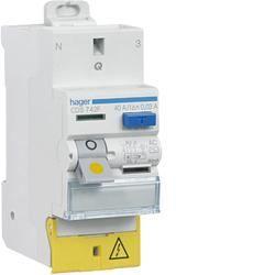 INTERRUPTEUR Interrupteur différentiel Hager 40A SanVis AC 2P