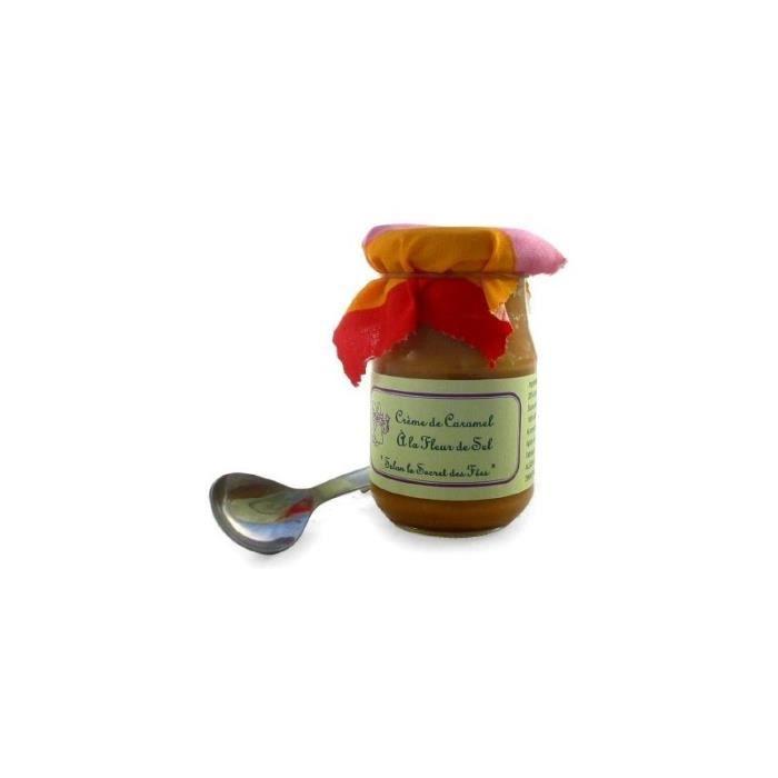 CARAMELS Crème de caramel au beurre salé 200g
