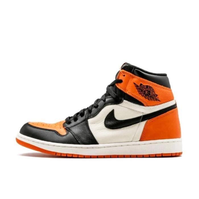 Jordan 1 orange