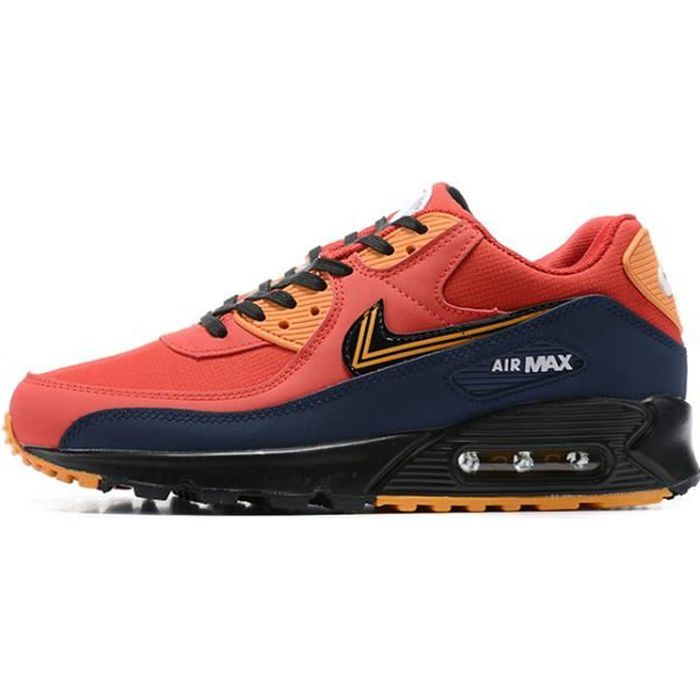 Air max 90 homme rouge - Cdiscount