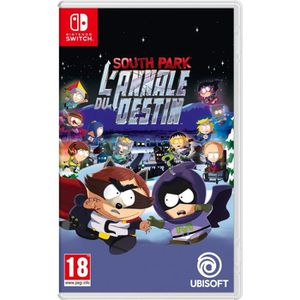 SORTIE JEU NINTENDO SWITCH South Park: L'Annale du Destin Jeu Switch