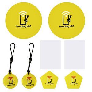 Support à décorer Nfc Tags - nfc Keyfobs - Iso nfc Carte - nfc Sous-