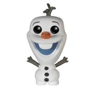 FIGURINE - PERSONNAGE Figurine Pocket Pop ! Disney Frozen - Olaf: Funko