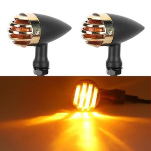 Cache de Clignotant pour R/étroviseur Ampoule LED Gauche//Droite EBTOOLS 1 Paire de Clignotants de Clignotant pour Lentille de Clignotant