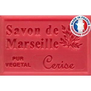 SAVON - SYNDETS Savon de Marseille - Cerise