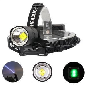 LAMPE FRONTALE MULTISPORT LED XHP70 Lampe frontale rechargeable puissante le