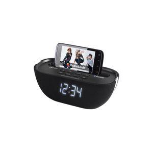 Radio réveil Audiosonic CL-1462 Radio-Radio-réveil MP3