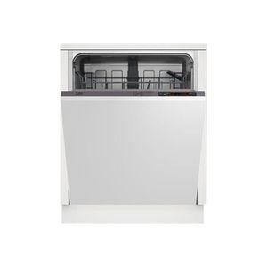 LAVE-VAISSELLE Lave-Vaisselle Tout Intégrable BEKO PDIN25310