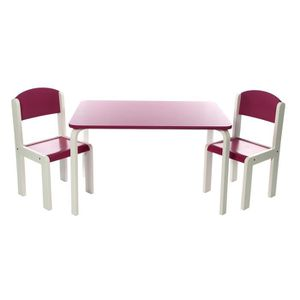 Table 2 chaises enfant achat vente table 2 chaises for Table et chaise bebe 2 ans