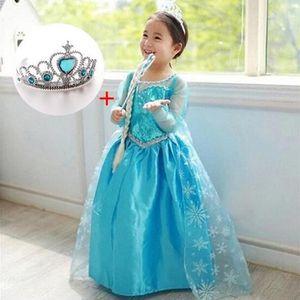 ROBE Fantaisie bébé fille princesse Elsa robe pour fill