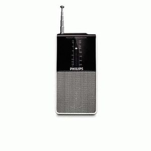 RADIO CD CASSETTE Philips Radio portable AE1530-00, Portable, FM,MW,