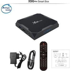 BOX MULTIMEDIA TV Box X96 MAX [4GB RAM 32GB ROM] Android 8.1 4K B