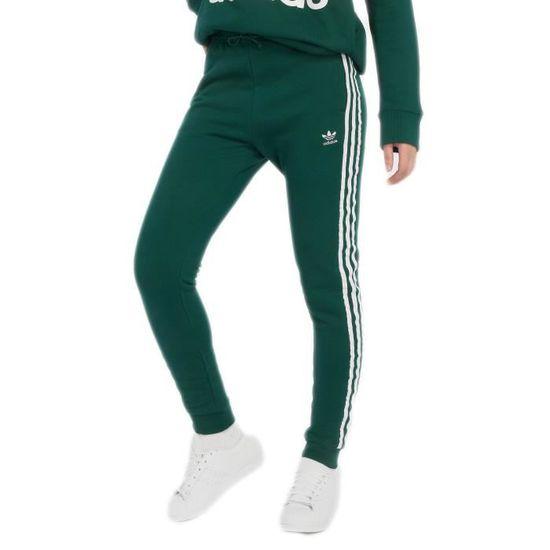 pantalon adidas vert femme