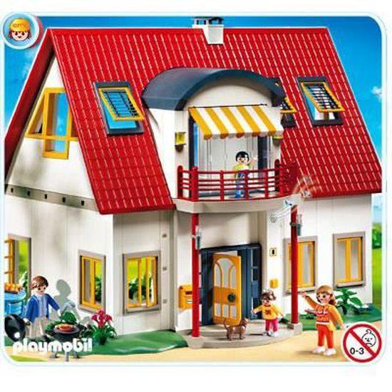 Playmobil 4279 Villa Moderne Achat Vente Univers Miniature Cdiscount