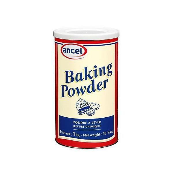 Baking powder 1 KG ancel