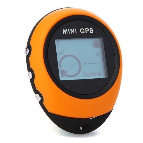 Mini Navigation GPS de poche Pour exterieure Sport Voyage