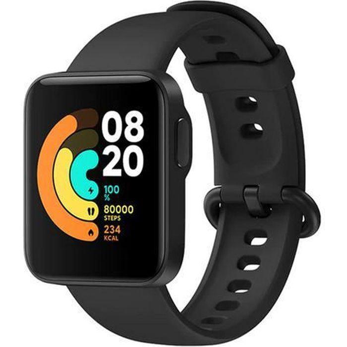 Xiaomi Mi Watch Lite GPS GLONASS Bluetooth5.1 5ATM étanche mi bande sport Fitness moniteur de fréquence cardiaque