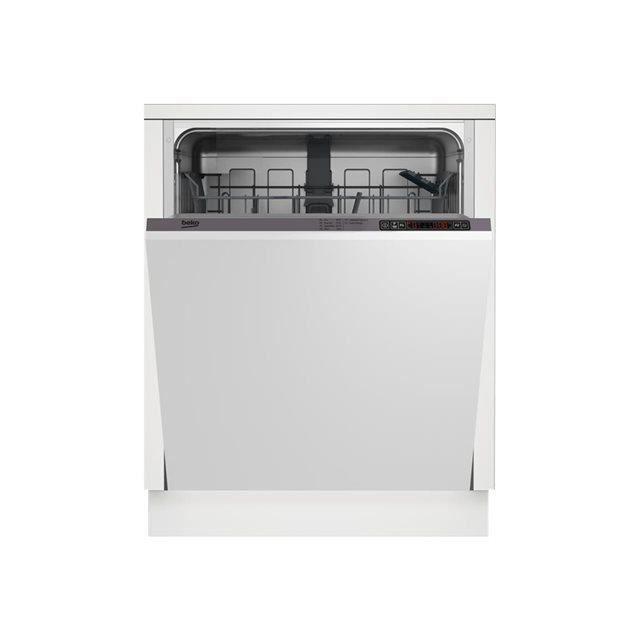 Lave-Vaisselle Tout Intégrable BEKO PDIN25310