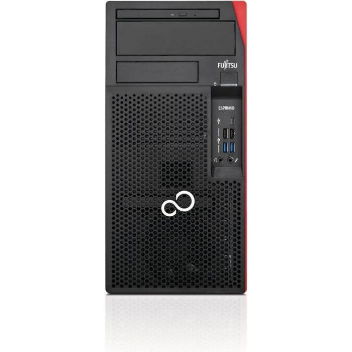 FUJITSU Ordinateur de bureau ESPRIMO P958/E94+ - Core i7 i7-9700 - 16 Go RAM - 512 Go SSD - Windows 10 Pro