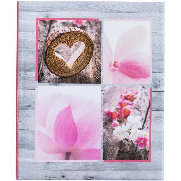 IMAGINE Album photos pochettes Eglantine - 100 vues - 11,5 x 15 cm