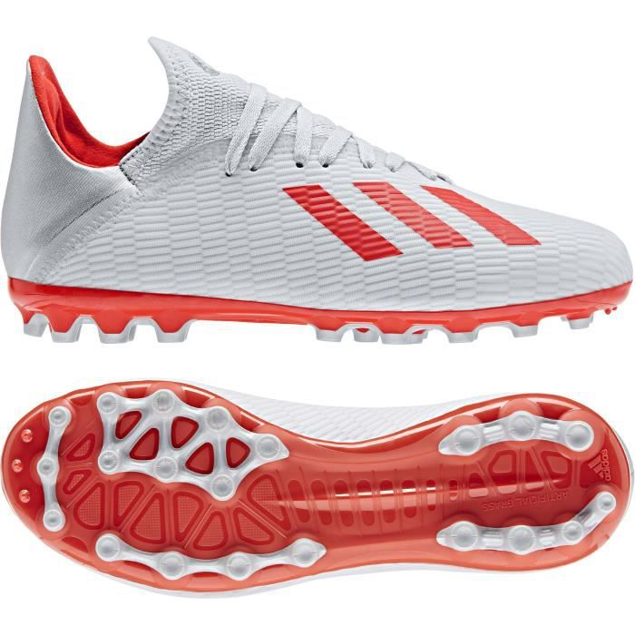 Chaussures de football junior adidas X 19.3 AG