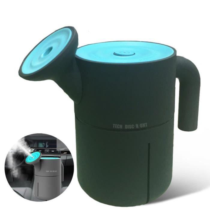 TD® Bouilloire électrique eau chaude Verte simple USB arrosoir créatif originale rapide puissant appareil boisson chauffer thé beau