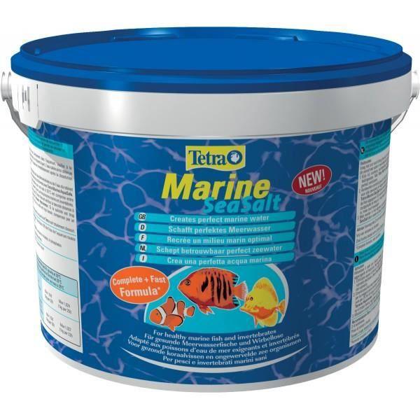 Tetra Sel Marine Seasalt 20kg