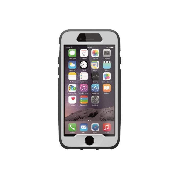 CASE LOGIC Coque Thule Atmos X4 - Pour iPhone 6 - Blanc, Dark shadow