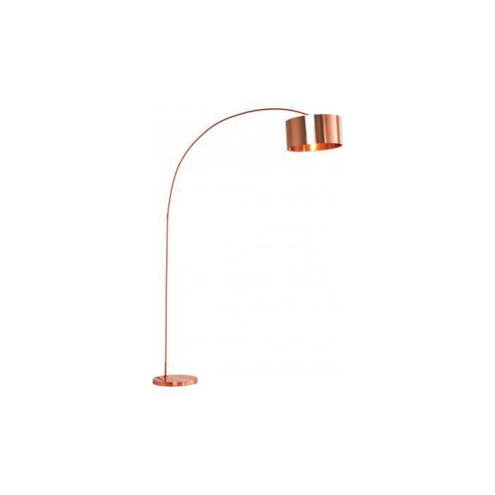 lampadaire gooseneck copper kare design achat vente lampadaire gooseneck copper cdiscount. Black Bedroom Furniture Sets. Home Design Ideas