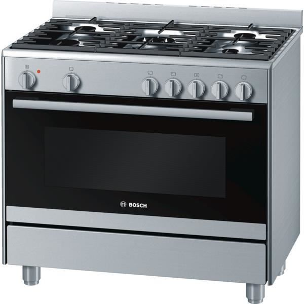 bosch cuisini re gaz centre de cuisson 90cm hsb736256e. Black Bedroom Furniture Sets. Home Design Ideas