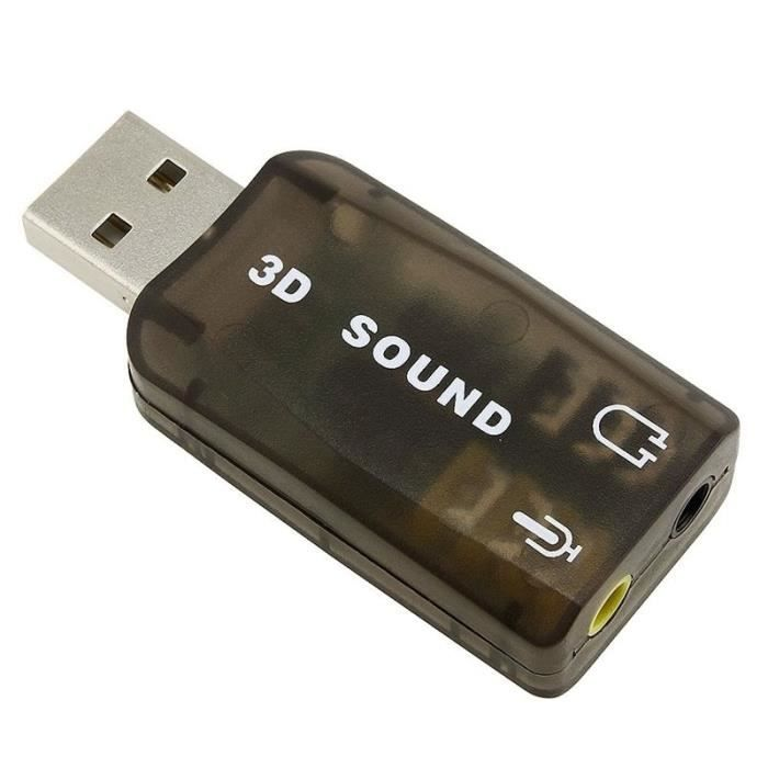 insten adaptateur cl usb audio micro 3d st r o xp. Black Bedroom Furniture Sets. Home Design Ideas