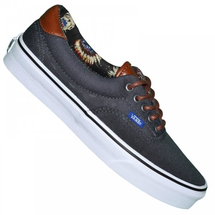 vans basket era 59 off the wall vn0uc6dct dkshadow. Black Bedroom Furniture Sets. Home Design Ideas