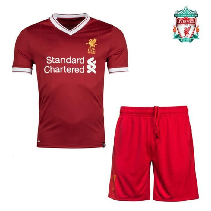 ensemble de foot Liverpool Homme