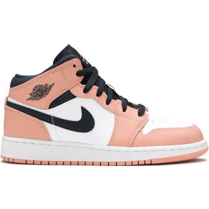 Chaussure air jordan rose - Cdiscount