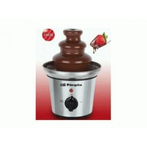 Rose 3 Étages Fontaine de chocolat Parti à fondue en acier inoxydable fondu chocolat