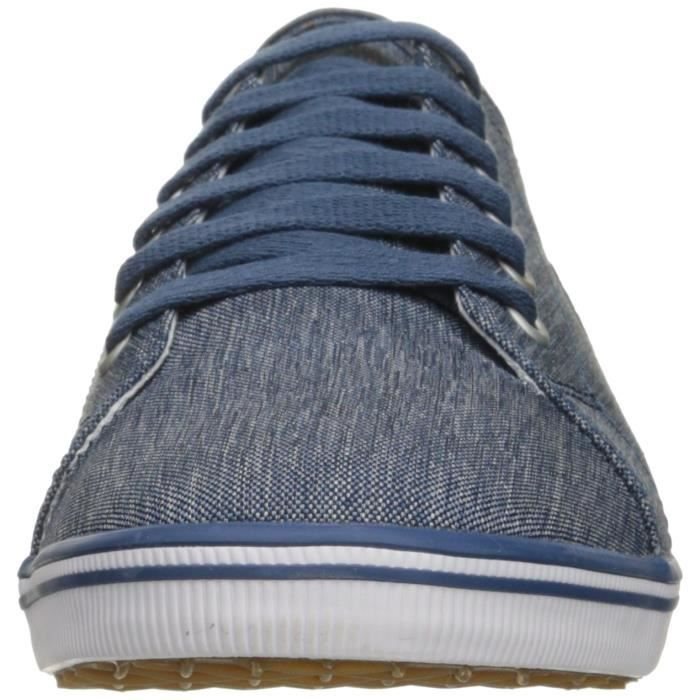 Fred Perry Kingston Espace Dyed Nylon Sneaker Mode NZZNR Taille-47