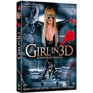 DVD FILM DVD Girl in 3D