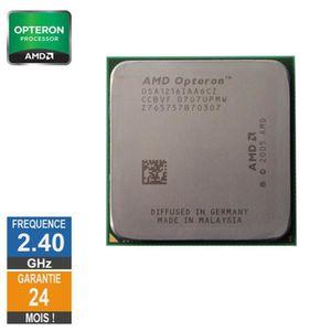 PROCESSEUR Processeur AMD Opteron 1216 2.40GHz OSA1216IAA6CZ
