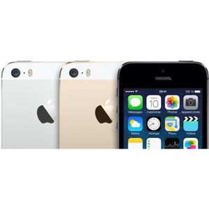 SMARTPHONE Apple iPhone 5S 16Go Or - Occasion Comme Neuf