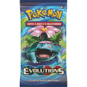 CARTE A COLLECTIONNER POKEMON - POKEMON de XY12