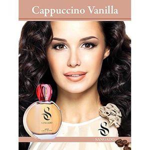 EAU DE PARFUM SANGADO CAPPUCCINO VANILLE parfum pour femme - 60
