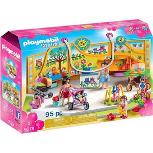 UNIVERS MINIATURE PLAYMOBIL 9079 - City Life - Magasin pour Bébés