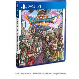 JEU PS4 Dragon Quest XI Sugisarishi Toki o Motomete Sony P