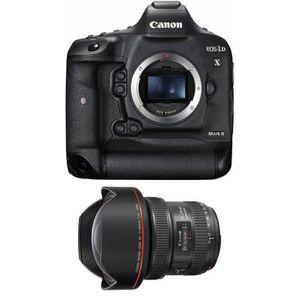 PACK APPAREIL RÉFLEX Canon EOS 1D X Mark II + Sigma 150-600mm f/5.0-6.3
