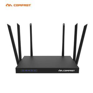 MODEM - ROUTEUR Nouveau routeur AC WIFI 1750Mbps COMFAST 2.4G + 5.
