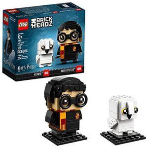 ASSEMBLAGE CONSTRUCTION Jeu D'Assemblage LEGO P1JIR brickheadz kit de cons
