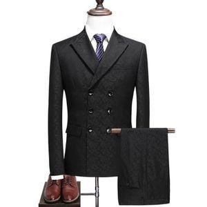 COSTUME - TAILLEUR Costume Homme de Marque  d'affaires de mariage Cos