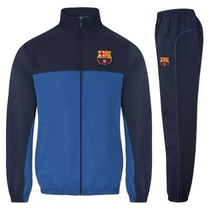 SURVÊTEMENT FC Barcelone officiel - Lot veste et pantalon de s