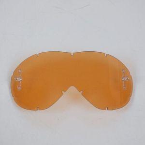 LUNETTES - MASQUE Écran simple orange pour masque lunette cross Smit